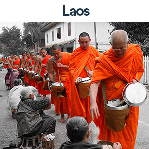 Cycling tours in Laos with Social Cycles